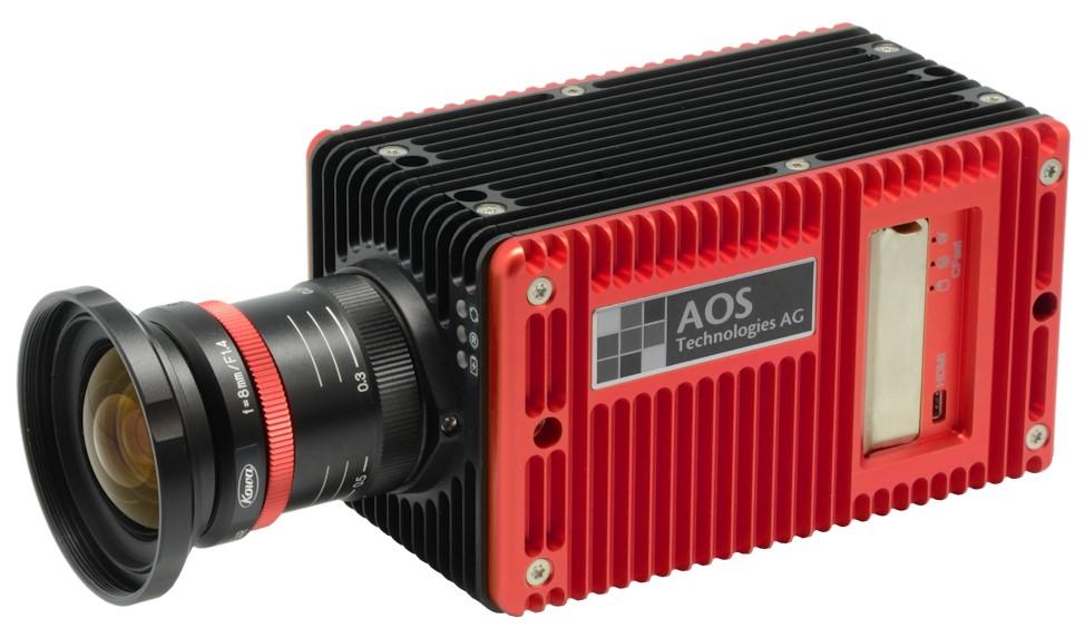 M-VIT 4000 High Speed Camera