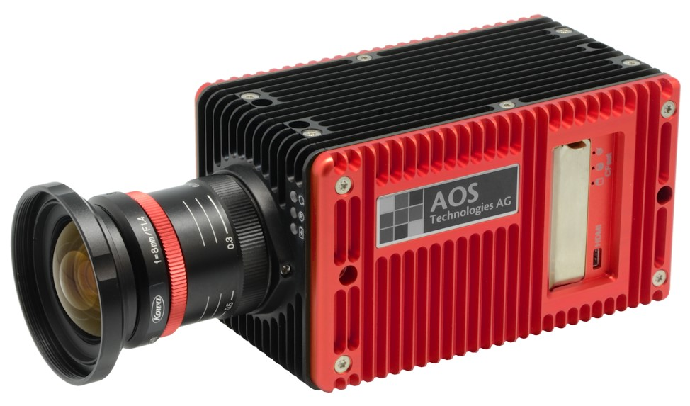 L-VIT 2500 High Speed Camera