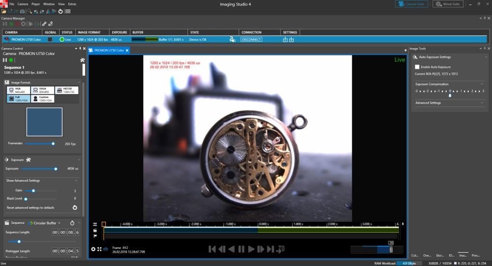 AOS Imaging Studio v4