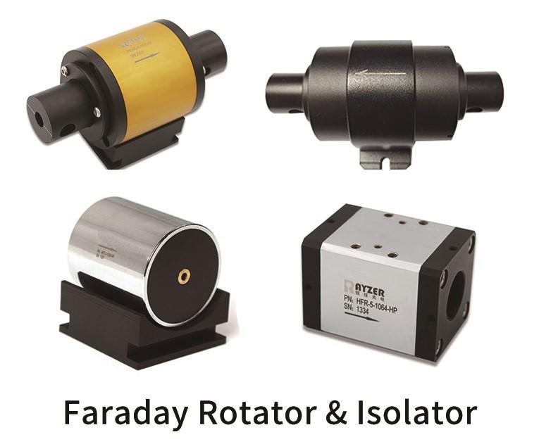 Faraday Rotator & Isolator