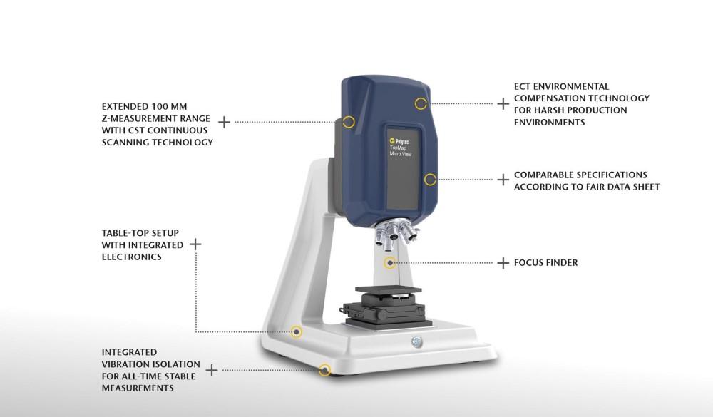 TopMap Micro.View 3D Optical Profiler