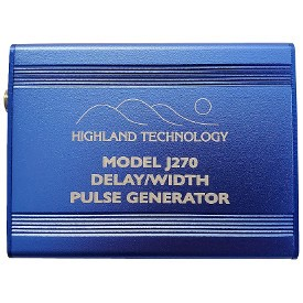 J270 Delay and Width Pulse Generator