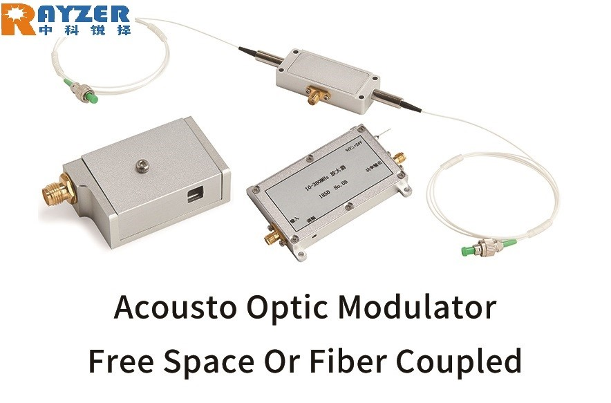 Acousto Optic Frequency Shifter