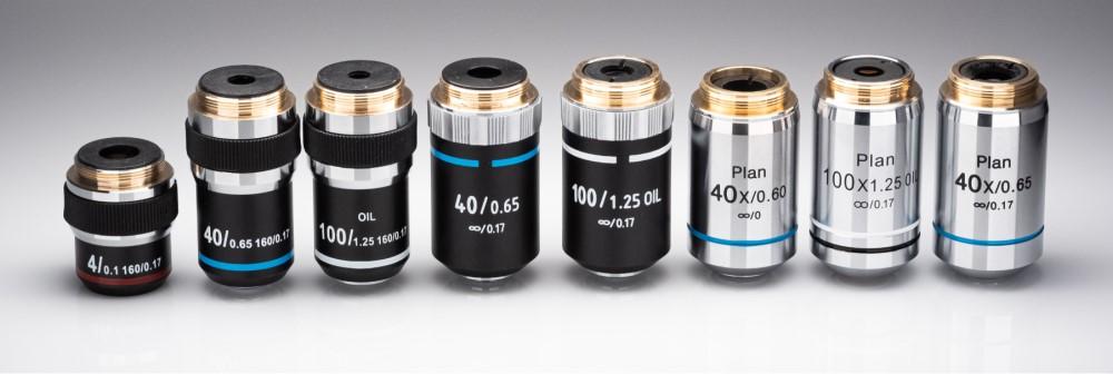 Custom Objective Lenses