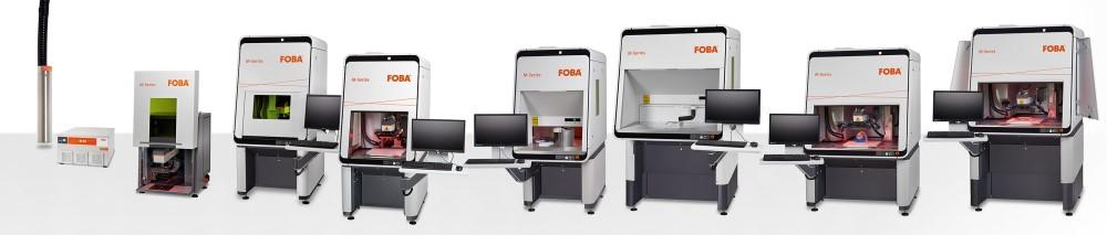 M-Series Laser Marking Workstations (M1000, M2000, M3000)