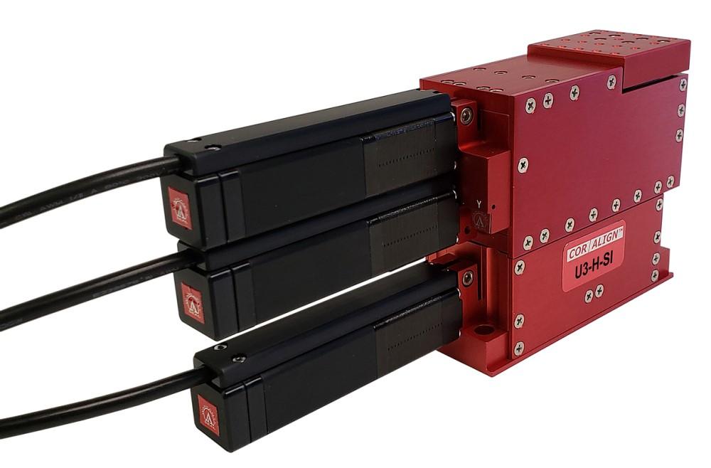 U3 Ultra XYZ Fully Automated Positioner
