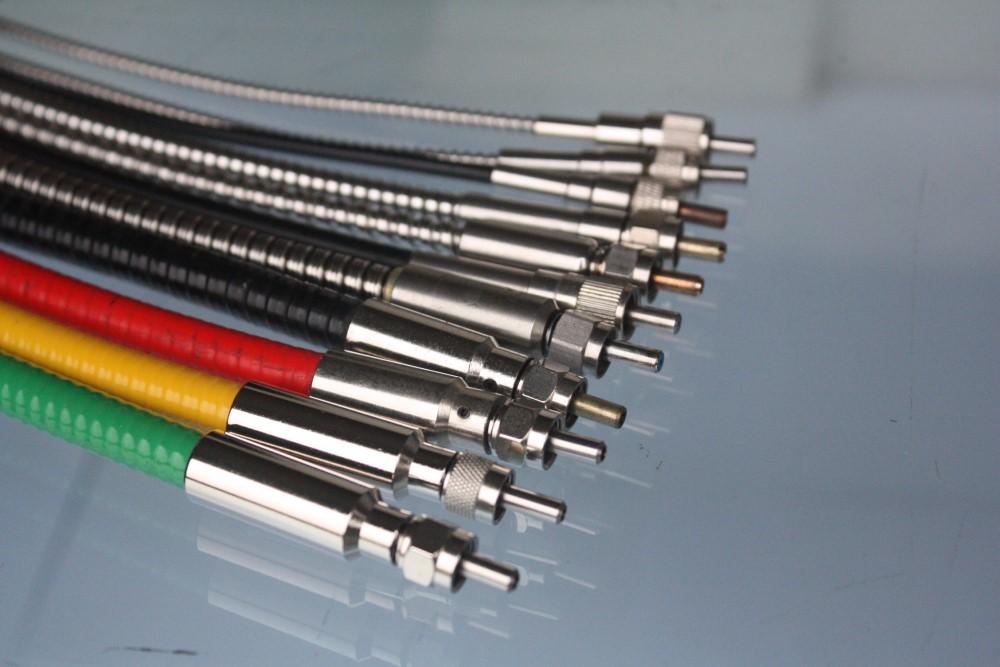 Silica Optical Fiber Assemblies (Patch Cords & Bundles)