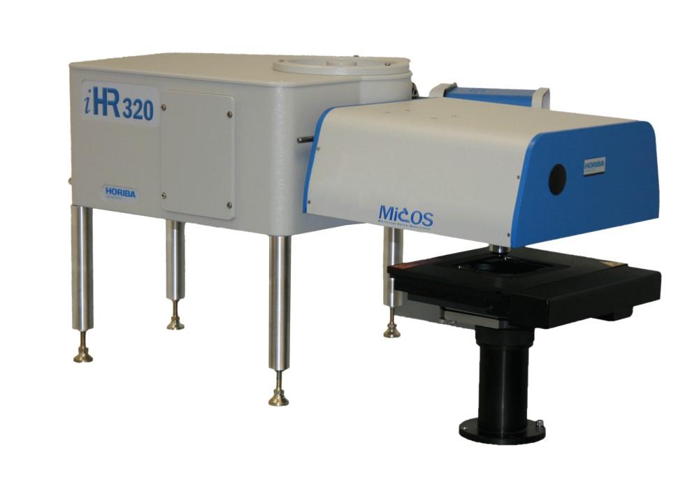 MicOS Modular Microspectroscopy System