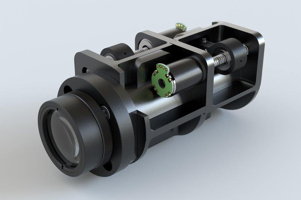 Motorized Lens Actuator