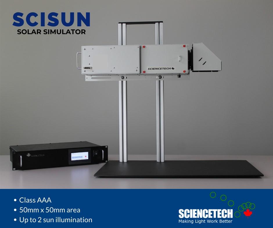 Solar Simulator - SciSun