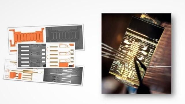 Photonics Integrated Circuit Design & Testing