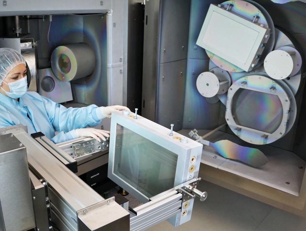 High LIDT Coatings on Large Optics