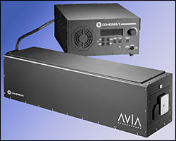 Avia 355 23 Solid State Laser Coherent Inc Jul 2007