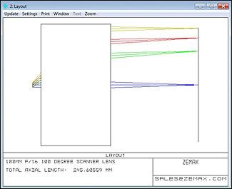 Black Box Capability Software Zemax Optical Product Design Software Feb 2010 Photonics Com