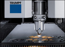 Laser Cutting Trumpf Inc New Products May 2013