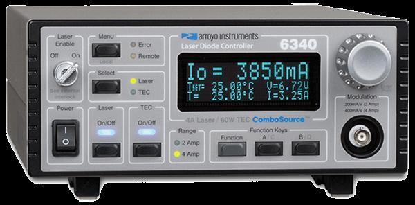 Combo Laser/TEC Controller
