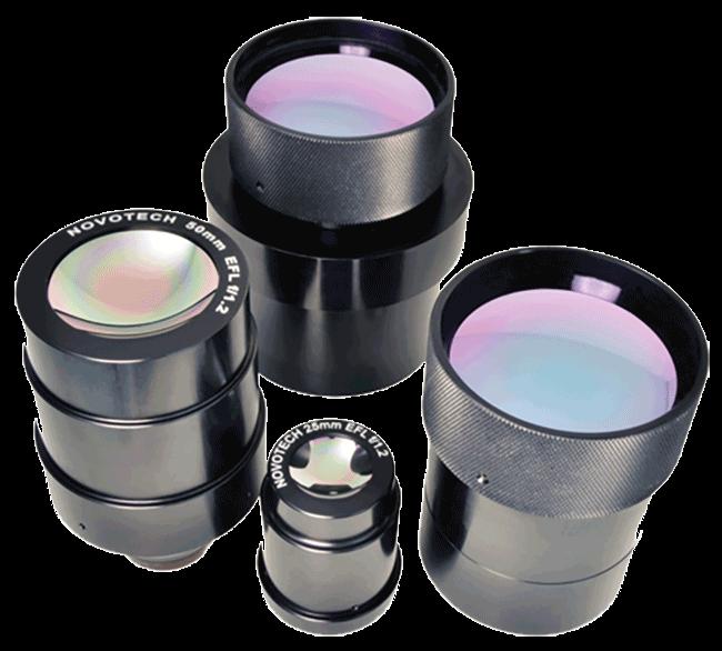 Ocelot LWIR Lenses