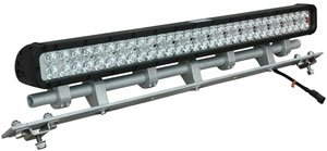Ledlb 60et ir led light bar larson electronics llc new products llcs ledlb 60et ir infrared led light bar can produce a high power beam of invisible ir light more than 1400 ft long for military law enforcement and aloadofball Gallery