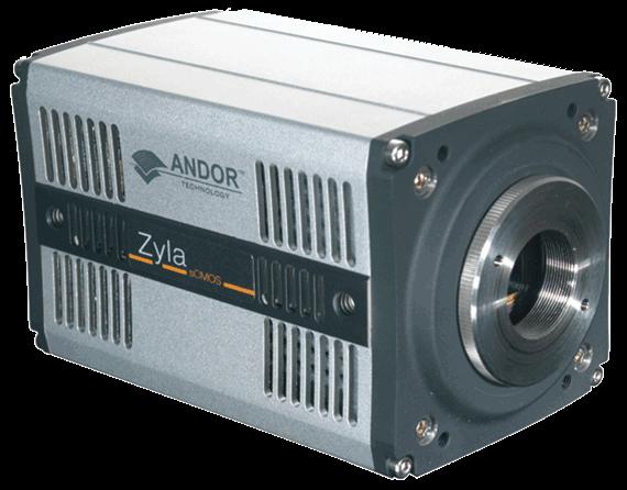 New Zyla 4.2 sCMOS Camera