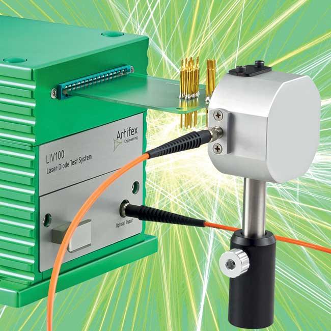 Instruments for Laser Testing