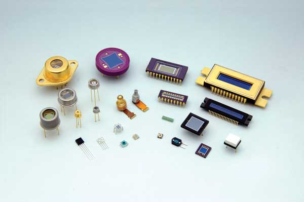 Wide Variety of Detectors (X-ray to NIR)