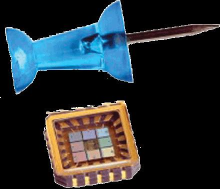 Compact 8-Band Multispectral Sensor