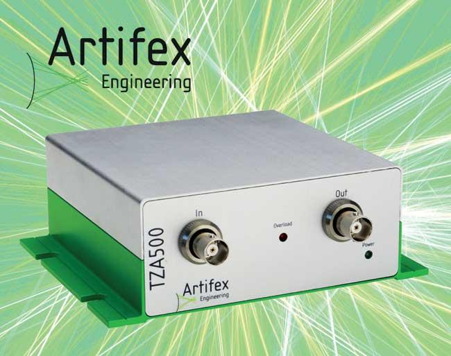Transimpedance Amplifiers (TZA)