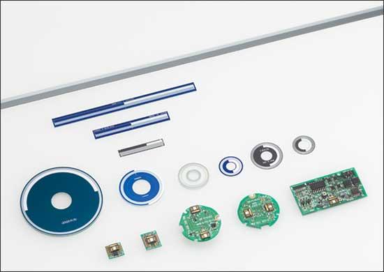 Ultra Miniature LED Optical Digital Encoder