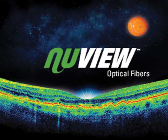 Fibers for OCT Imaging and Spectroscopy