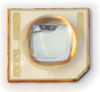Plessey LED die