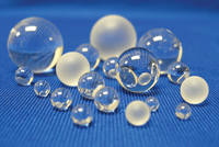 Ball and Spherical Lenses from Applied Image