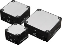 Aerotech QNP-XY piezo nanopositioning stages