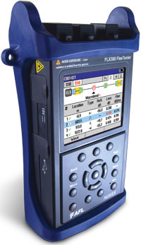AFL FLX380 with Link Map