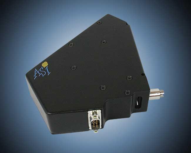 Fiber-Coupled Laser Scanner