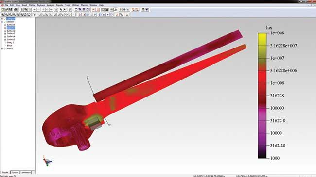 Optical and Illumination Design Software