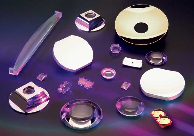 Precision Polymer Optics