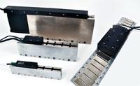 H2W Technologies brushless linear motors