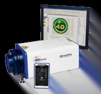 4D Technology AcuFiz Laser Interferometer