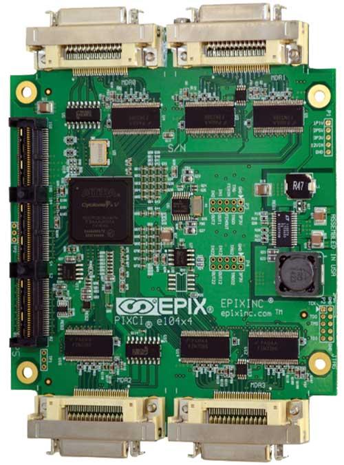 Embedded Frame Grabber