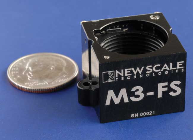 Precision Micro Focus Module