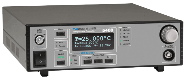 High-Power Temperature Controllers
