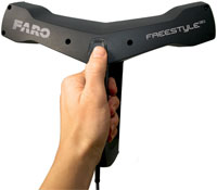 Faro Technologies Freestyle3D