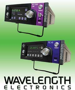 Low Noise, Precision Control from Wavelength Electronics