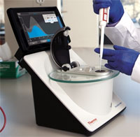 UV-VIS Microvolume Spectrophotometer