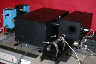 Wavelength Test Station