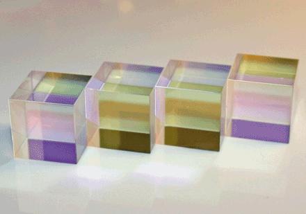 High Power Beam Splitter Cubes from PPD