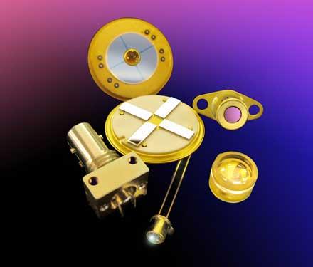 Opto Diode's Photonic Detectors