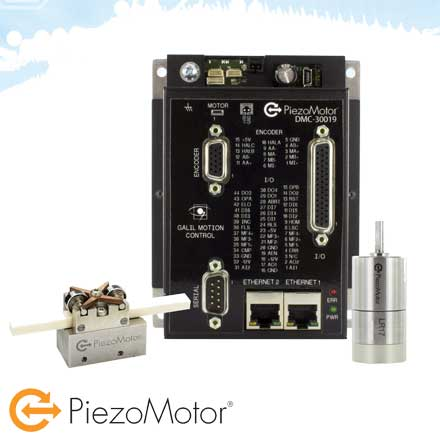 High Precision Piezo Controller