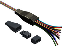 US Conec MTP connector kit