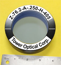 Tower Optical 3-in. zero-order waveplates